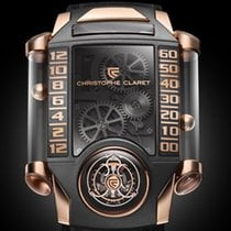 Christophe Claret 57mm Rucno navijanje MTR.FLY11.080-088 nov