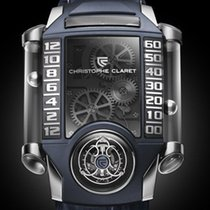 Christophe Claret 57mm Manual winding MTR.FLY11.120-128 new