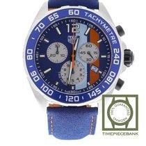 TAG Heuer Formula 1 Quartz nieuw 2020 Quartz Chronograaf Horloge met originele doos en originele papieren CAZ101N.FC8243