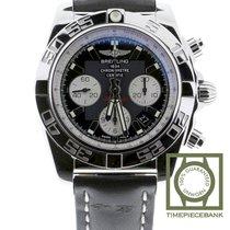Breitling Acero Automático Negro 44mm nuevo Chronomat 44