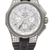 Breitling Bentley GMT new Automatic Chronograph Watch with original box and original papers EB043363/A783