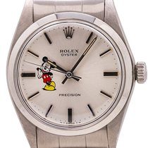 Rolex Oyster Precision Steel 34mm