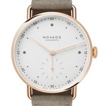 NOMOS Steel 33mm Automatic 1170 new
