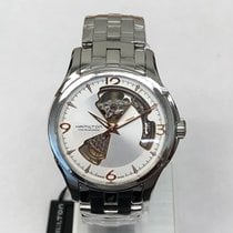 Hamilton Jazzmaster Open Heart new 2020 Automatic Watch with original box H32565155