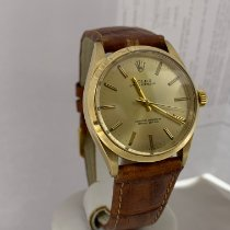 Rolex Oyster Perpetual 34 Yellow gold 34mm Gold No numerals United States of America, Virginia, Vienna