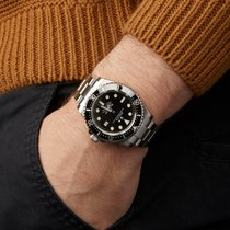 Rolex Sea-Dweller 4000 Staal 40mm Zwart Nederland, Amsterdam