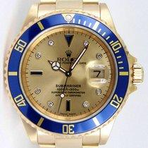 Rolex Submariner Date 40mm Champán