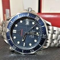 歐米茄 Seamaster Diver 300 M 鋼 41mm 藍色 無數字