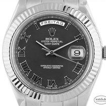 Rolex Day-Date II 218239 rabljen