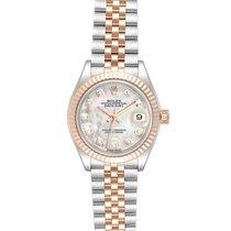 Rolex 279171 Acier 2016 Lady-Datejust 28mm occasion