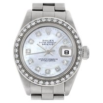 Rolex 79160 Steel 2002 Oyster Perpetual Lady Date 26mm pre-owned United States of America, Florida, Surfside