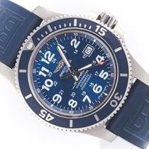 Breitling Superocean II 44 Сталь 44mm Синий