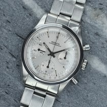 Rolex Chronograph Steel 38mm Silver