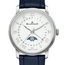 Blancpain 6126-1127-55B Acier 2020 Villeret 33mm nouveau