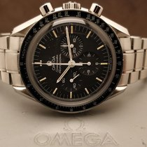 Omega Speedmaster Professional Moonwatch Acero 42mm Negro Sin cifras