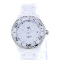 TAG Heuer Aquaracer Lady Ceramic 35mm White