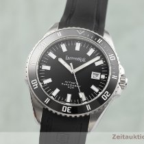 Eberhard & Co. Acier 43mm Remontage automatique 41034 occasion
