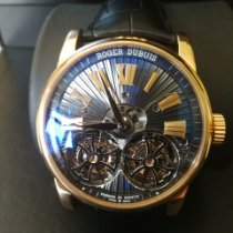 Roger Dubuis Hommage Rose gold 45mm Grey