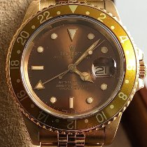 Rolex GMT-Master Or jaune 40mm