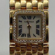 Cartier Panthère Zuto zlato 17mm