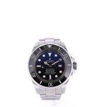 Rolex Sea-Dweller Deepsea Acier 44mm Bleu Sans chiffres France, Bordeaux