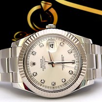 Rolex Datejust 126334 Very good Steel 41mm Automatic