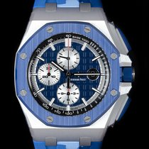 Audemars Piguet Royal Oak Offshore Chronograph Audemars Piguet Royal Oak Offshore Chronograph 26400SO.OO.A335CA.01 Неношеные Сталь 44mm Автоподзавод