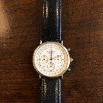IWC Portofino Chronograph Gelbgold 35mm Weiß Schweiz, Neuhausen am Rheinfall