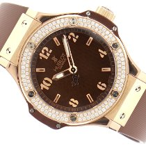 Hublot Big Bang 38 mm Oro rosa 38mm Marrón Arábigos