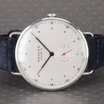 NOMOS Stål 38.5mm Manuelt hodinkee brugt Danmark, Hellerup