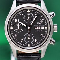 IWC Pilot Chronograph IW3706 2004 pre-owned