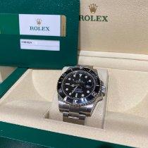 Rolex Submariner Date nouveau 2015 Remontage automatique Montre avec coffret d'origine et papiers d'origine 116610LN