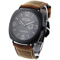 Panerai Special Editions Ceramic 47mm Brown United States of America, New York, Brooklyn
