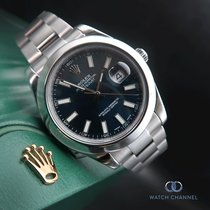 Rolex Datejust II 116300 2014 pre-owned