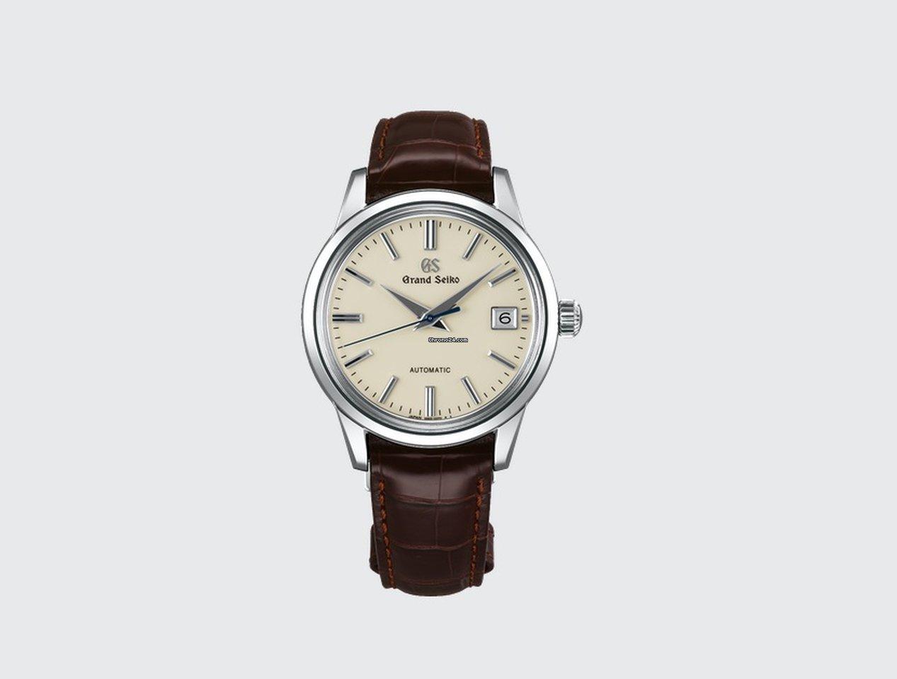 Seiko Horloge Finition /él/égante argent/ée Alarme Chronom/ètre chronographe avec fonction minuteur