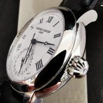 Frederique Constant Manufacture Classic Acier 42mm Argent Romains