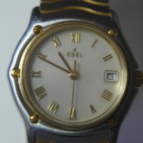 Ebel Sport Gold/Steel 26mm Champagne Roman numerals United States of America, New Jersey, Edison