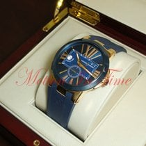 Ulysse Nardin Executive Dual Time 246-00-3/43 nuevo