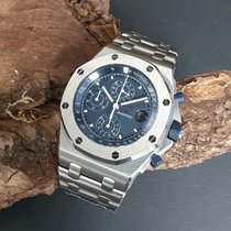 Audemars Piguet Royal Oak Offshore Chronograph Сталь 42mm Синий