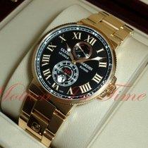Ulysse Nardin Marine Chronometer 43mm 266-67-8M/42 новые
