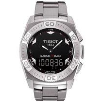 Tissot Racing-Touch nuevo 2015 Cuarzo Cronógrafo Reloj con estuche y documentos originales T0025201105100