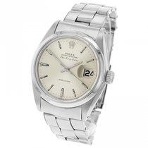 Rolex Air King Date Steel 34mm Silver United Kingdom, London