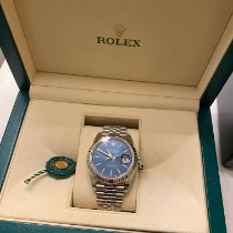 Rolex Datejust 126334-0002 2018 pre-owned
