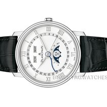 Blancpain Villeret Quantième Complet new 2020 Automatic Watch with original box and original papers 6654a-1127-55b