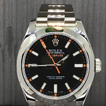 Rolex Steel 40mm Automatic 116400 pre-owned United States of America, New York, Troy