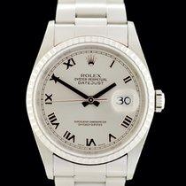 Rolex Datejust 16220 2001 gebraucht