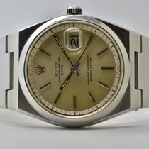 Rolex 1530 Acier 1978 Oyster Perpetual Date 36mm occasion