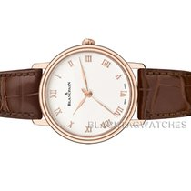 Blancpain Villeret Ultra-Slim new 2020 Automatic Watch with original box and original papers 6104-3642-55A