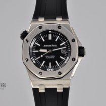 Audemars Piguet Royal Oak Offshore Diver gebraucht 42mm Schwarz