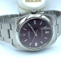 Rolex Oyster Perpetual 39 114300 2014 occasion
